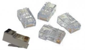 conectores RJ45 macho