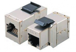 ethernetwork_es Adaptador RJ45 Keystone panel