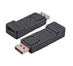 ethernet_es Adaptador Displayport M a HDMI tipo A H