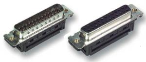 ethernet_es Conectores SubD cable plano rosca UNC440