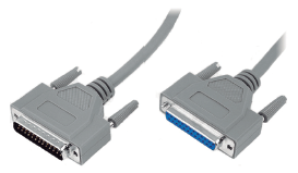 ethernet_es Latiguillo SubD 25 MH
