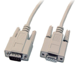 ethernet_es Latiguillo SubD 9 MH