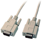 ethernet_es Latiguillo SubD 9 MM