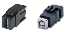 ethernetwork_es Adaptador Keystone USB a y b