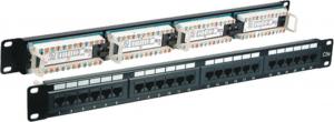 ethernetwork_es Panel Ethernet UTP 24p